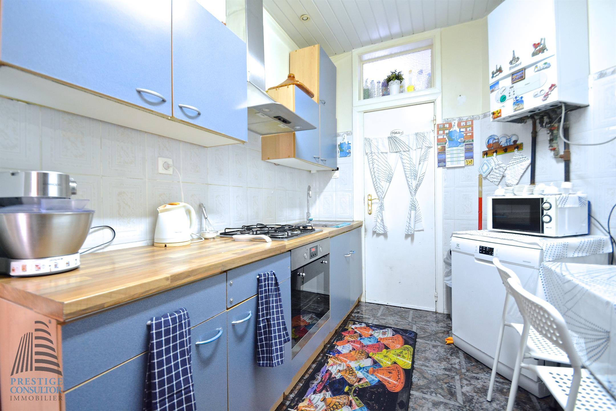 Appartement - Molenbeek-Saint-Jean - #3864494-0