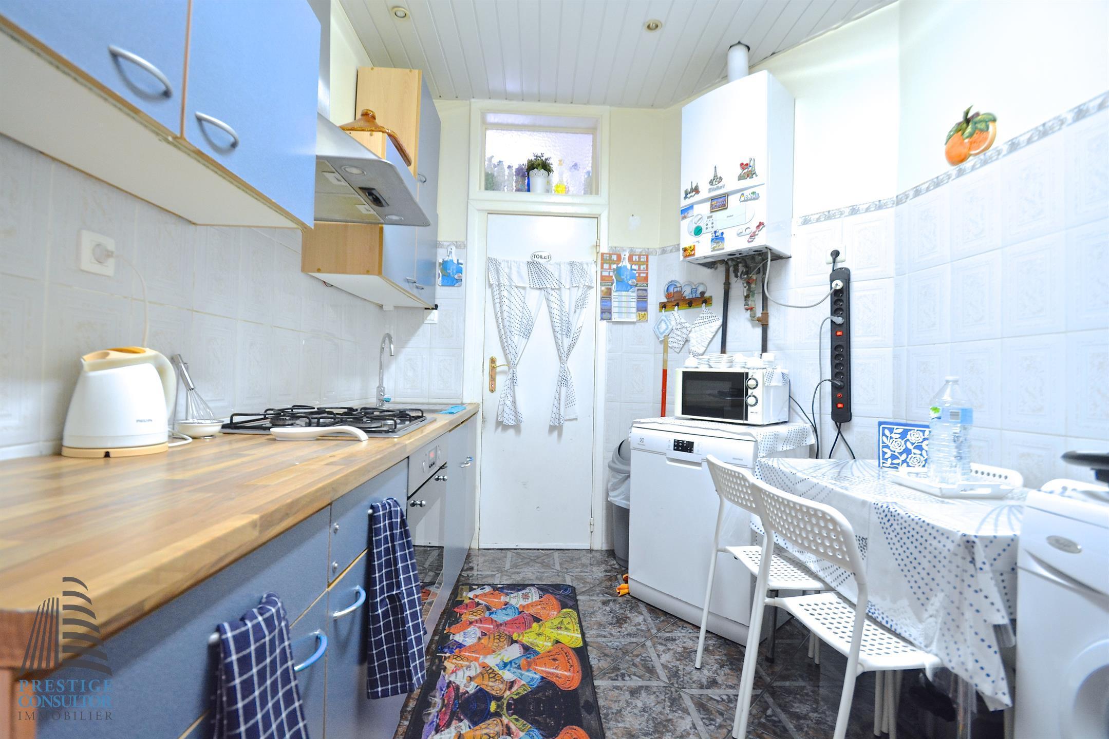 Appartement - Molenbeek-Saint-Jean - #3864494-8
