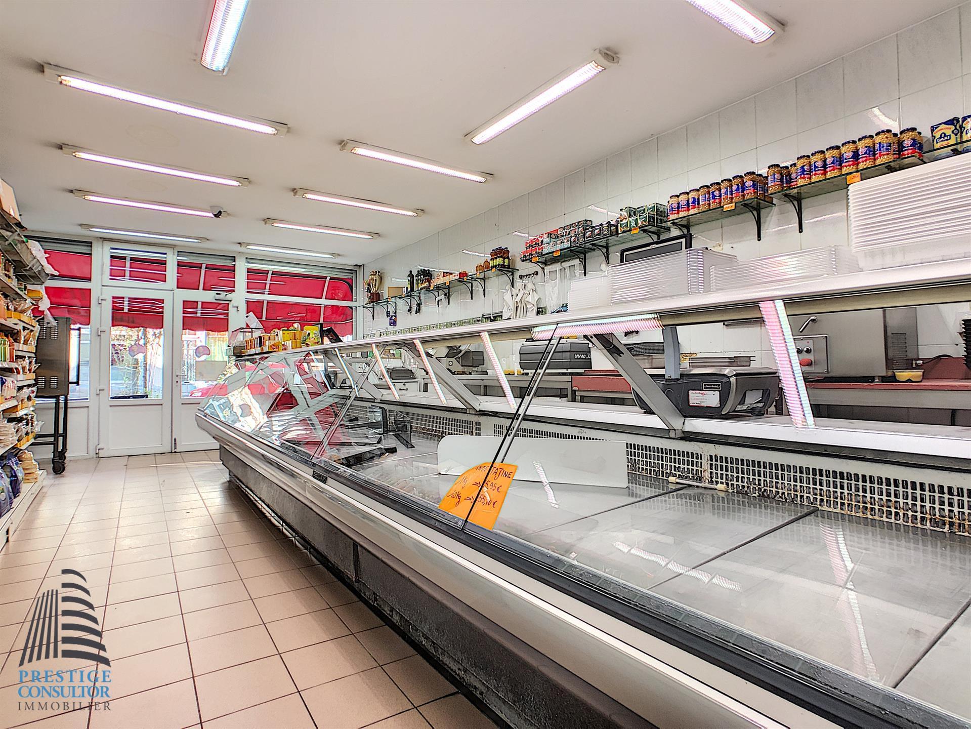 Commerce individuel - Anderlecht - #3946491-1