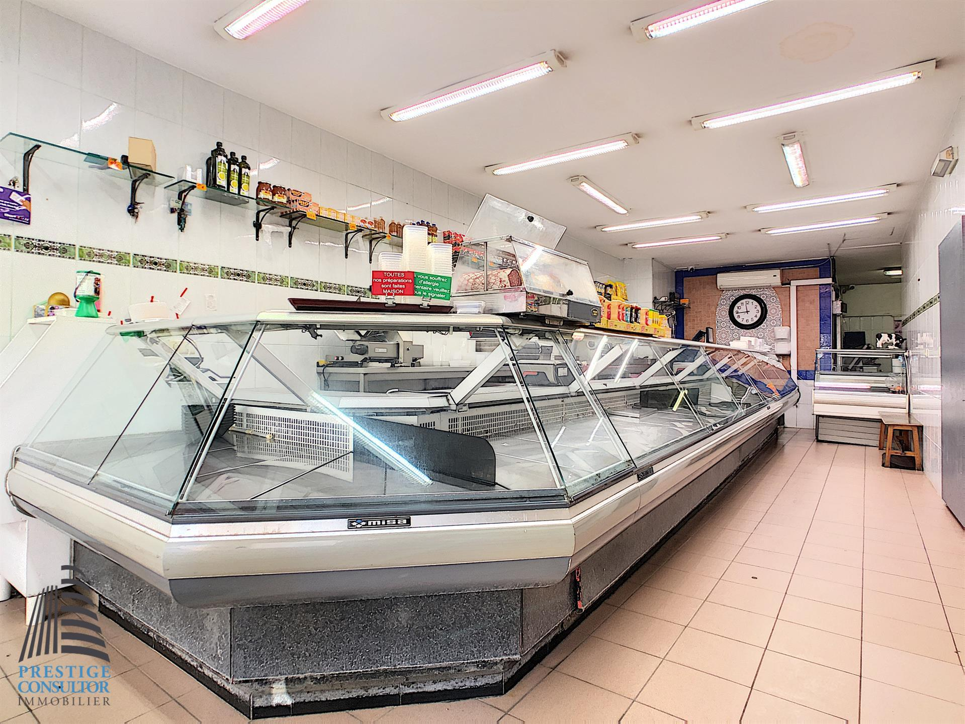 Commerce individuel - Anderlecht - #3946491-0