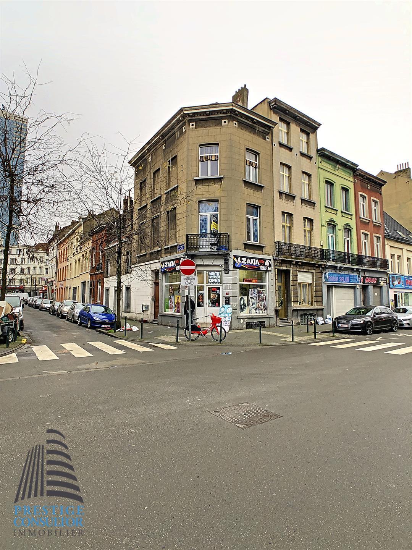 Immeuble mixte - Anderlecht - #4020030-0