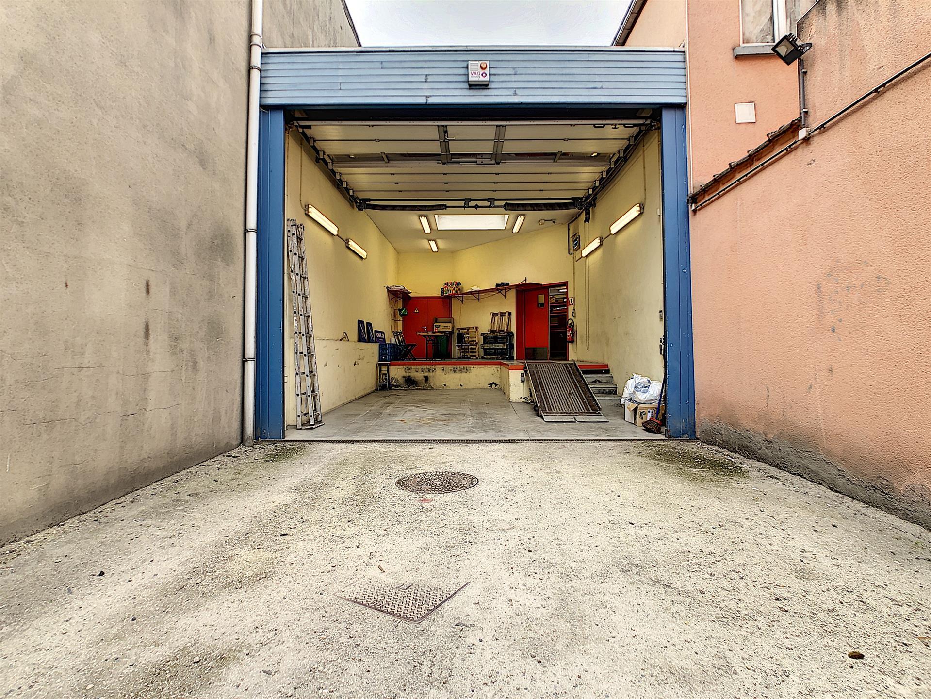 Bureaux & entrepôts - Molenbeek-Saint-Jean - #4036306-0