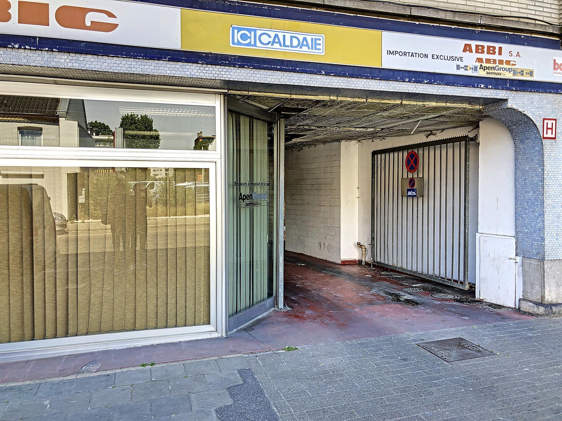 Garage (ferme) - Anderlecht - #4047777-2