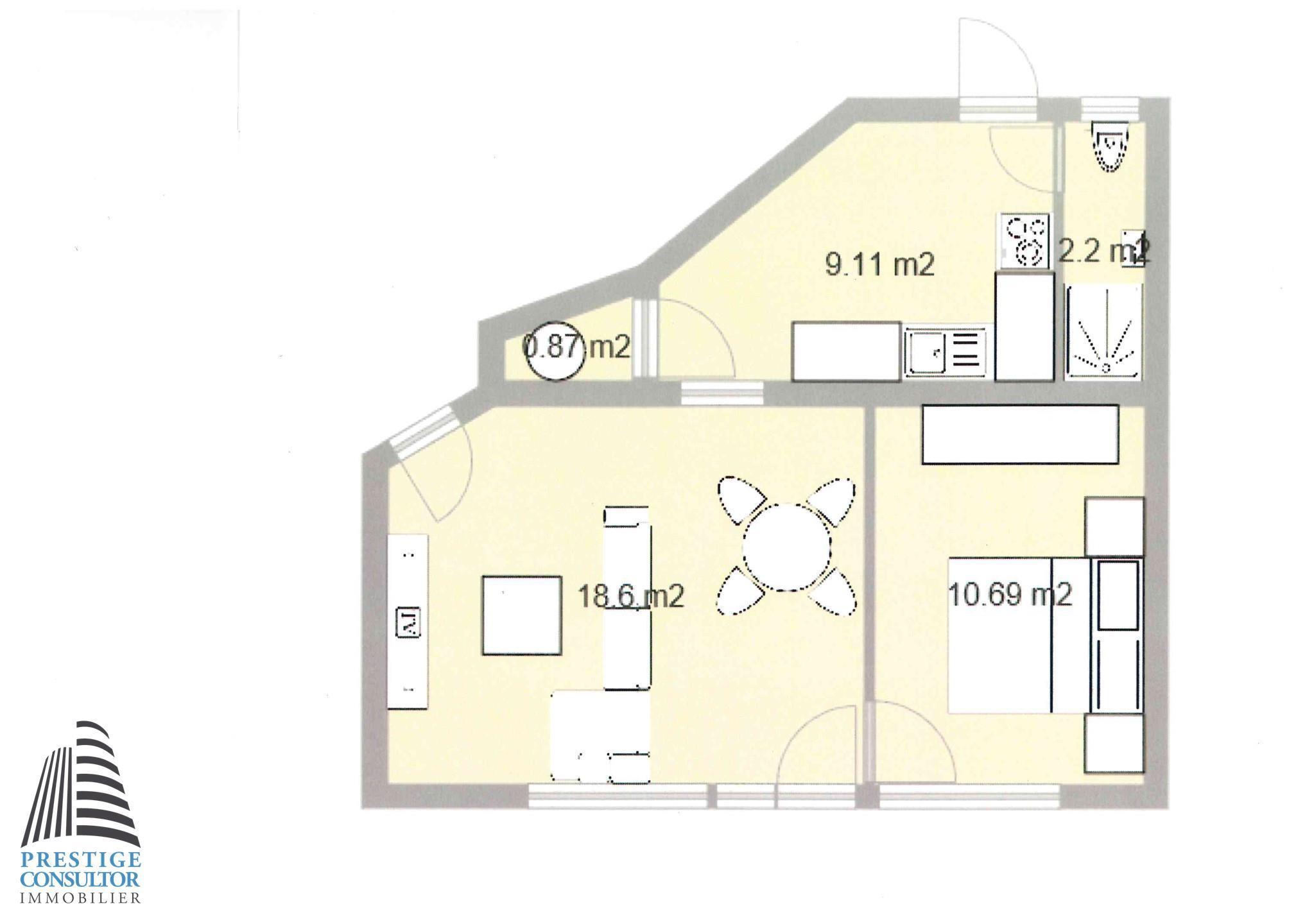 Appartement - Anderlecht - #4101357-5